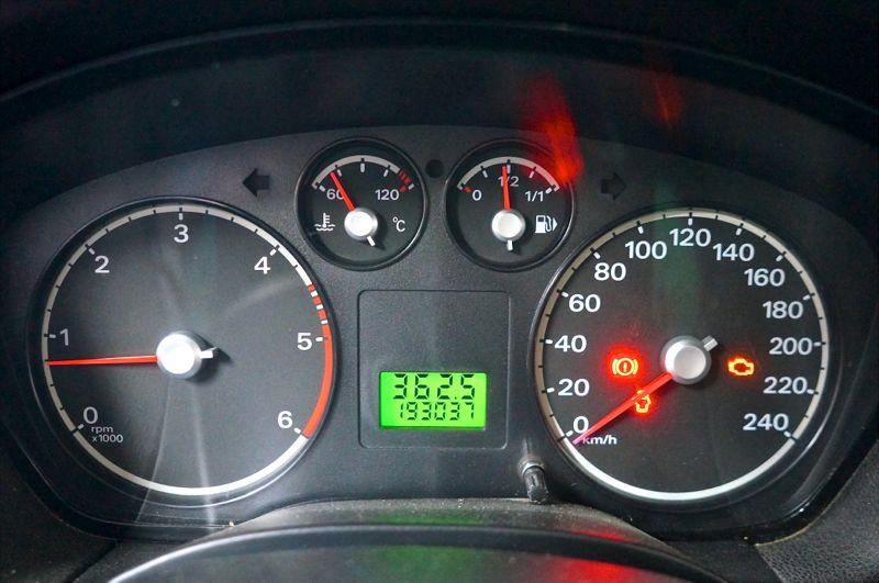 Anulare filtru de particule Ford Focus - 257
