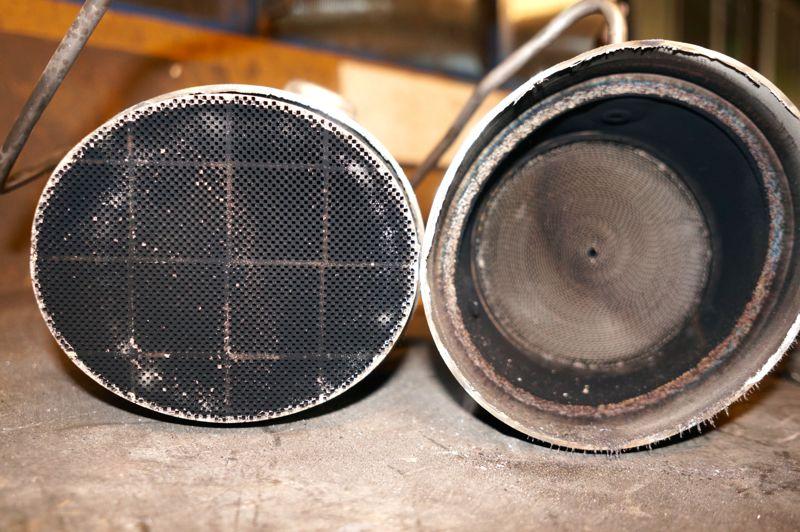 Anulare filtru de particule Honda - 108