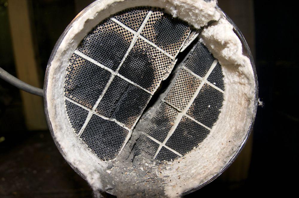 Anulare filtru de particule Mercedes Sprinter - 35