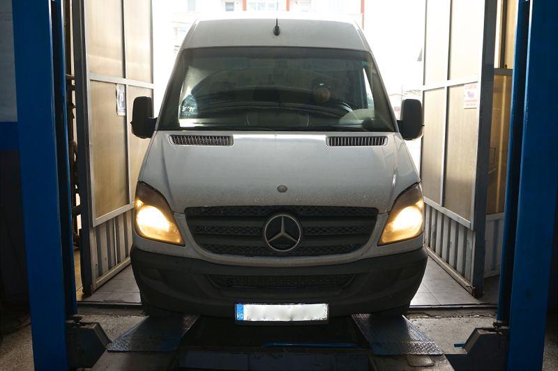 Anulare filtru de particule Mercedes Sprinter - 39