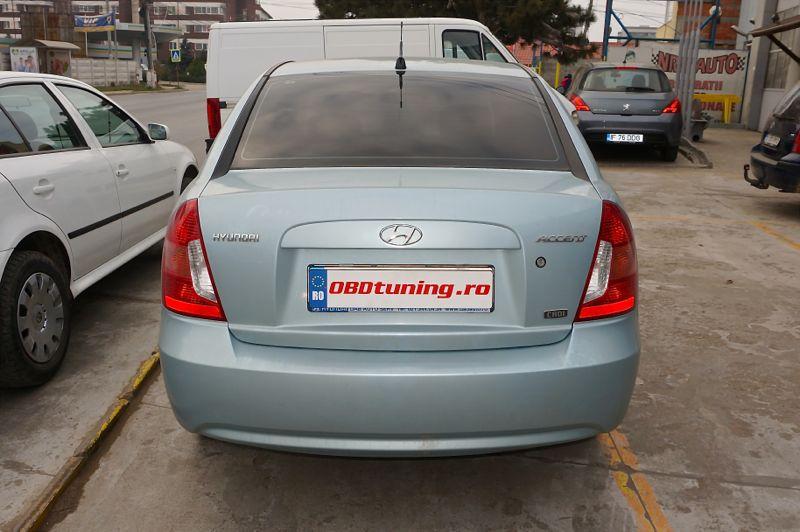 Chiptuning Hyundai  - 2