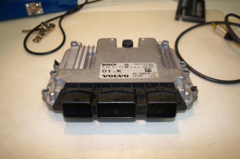 Anulare dpf Volvo S40 - 59