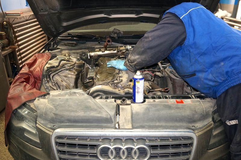 Anulare filtru de particule Audi A4 - 74