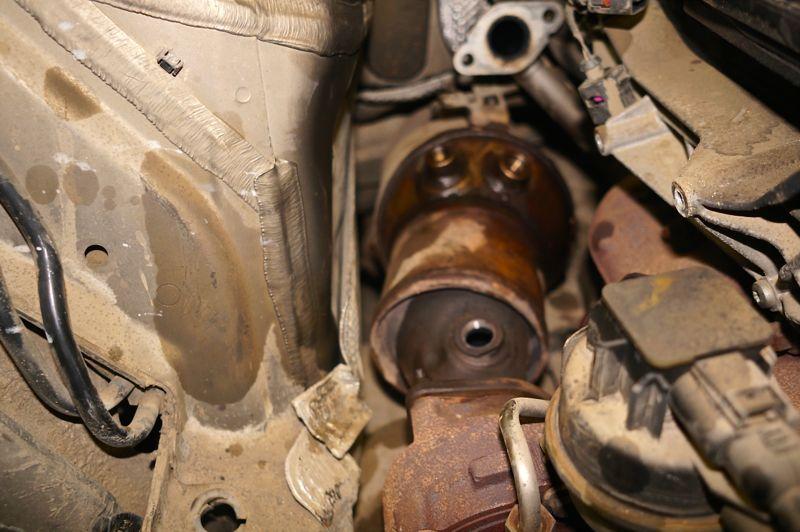 Anulare filtru de particule Audi A4 - 75