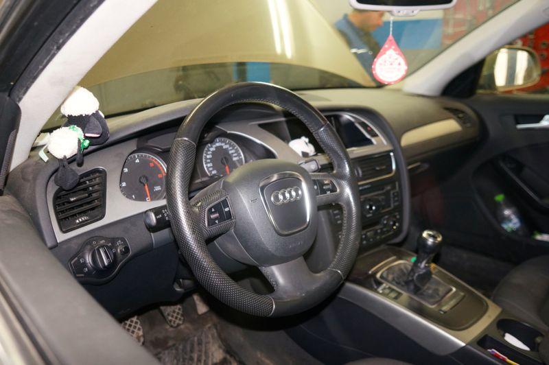 Anulare filtru de particule Audi A4 - 77