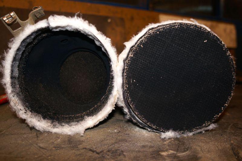 Anulare filtru de particule Audi A4 - 79