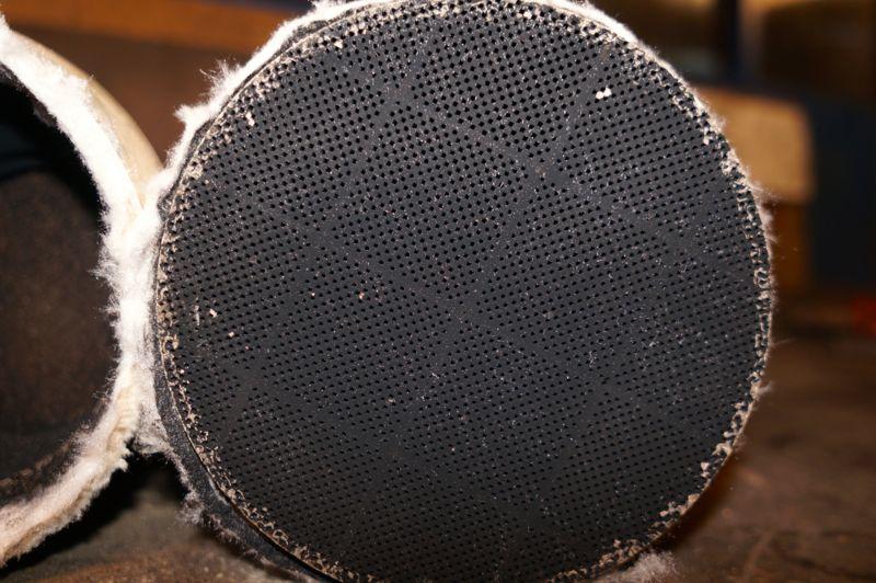 Anulare filtru de particule Audi A4 - 80