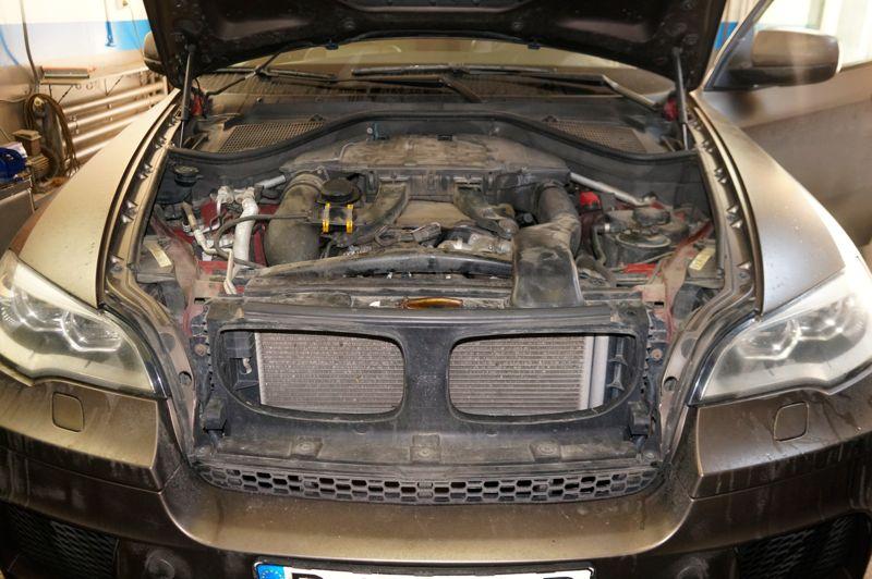 Anulare filtru de particule BMW X6 - 14