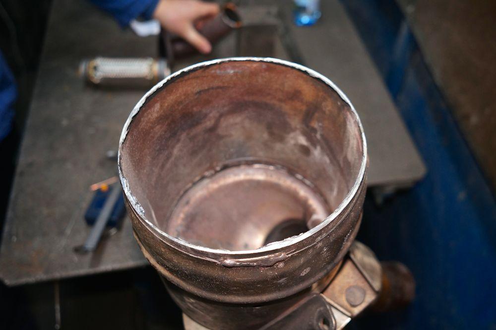 Anulare filtru de particule Honda - 116