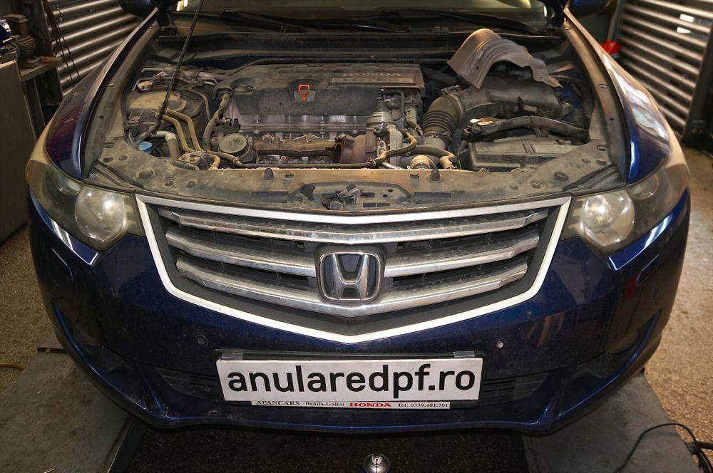 Anulare filtru de particule Honda - 118