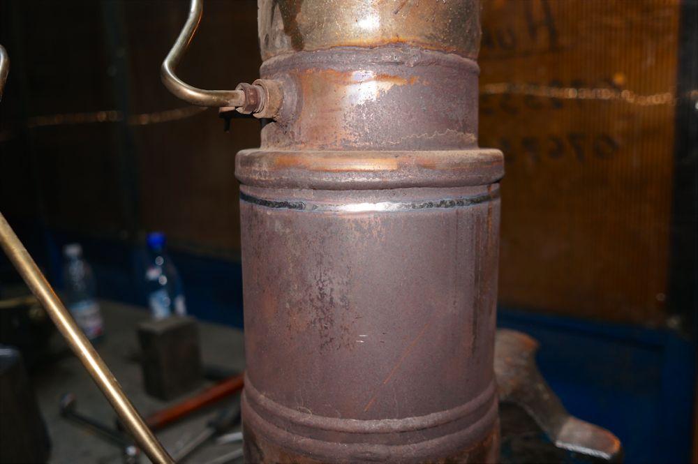Anulare filtru de particule Honda - 120