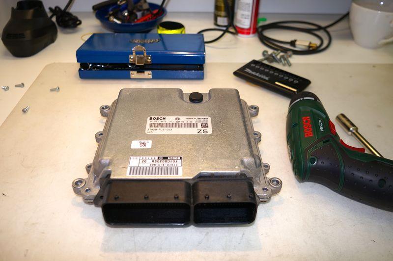 Anulare filtru de particule Honda - 126