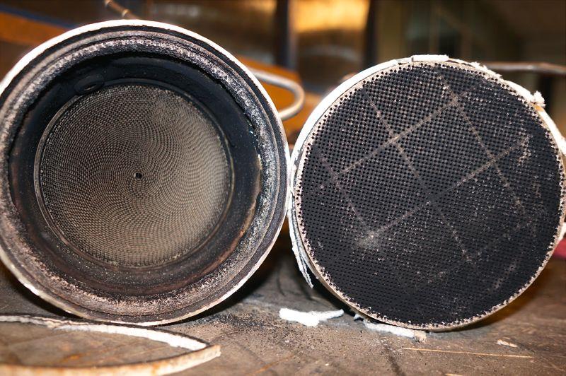 Anulare filtru de particule Honda - 129