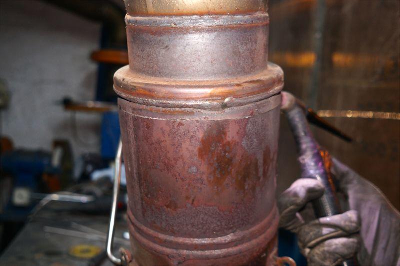 Anulare filtru de particule Honda - 131