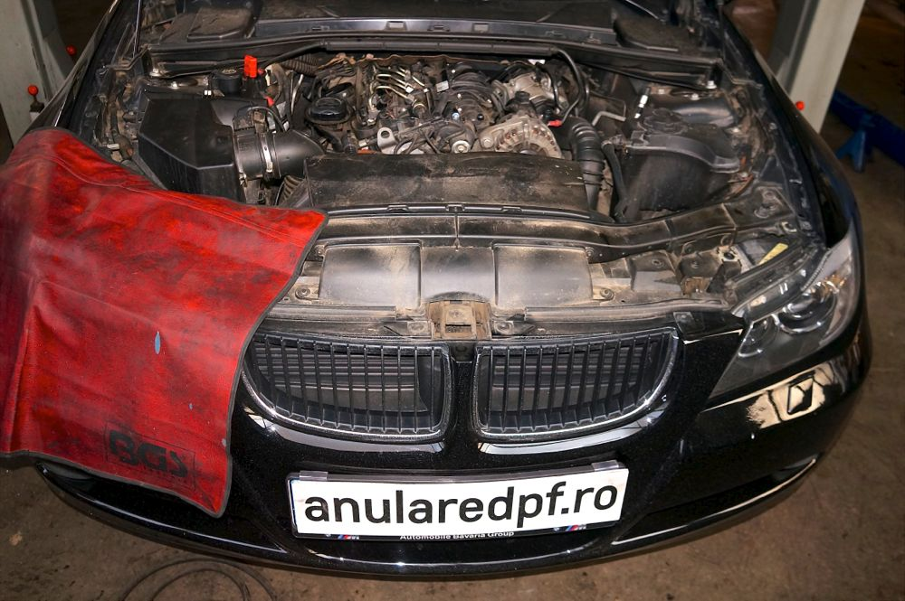 Anulare dpf BMW320d - 25