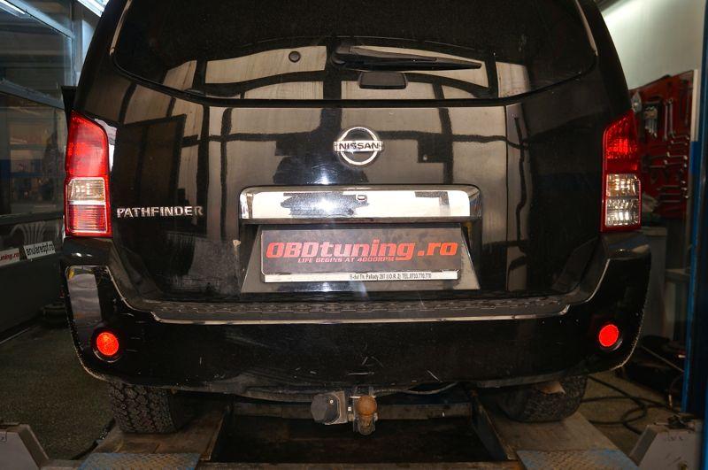 Anulare dpf Nissan Pathfinder - 3