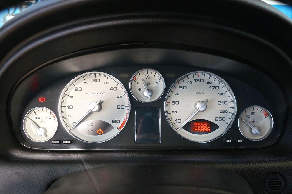 Anulare fap Peugeot 607 - 16