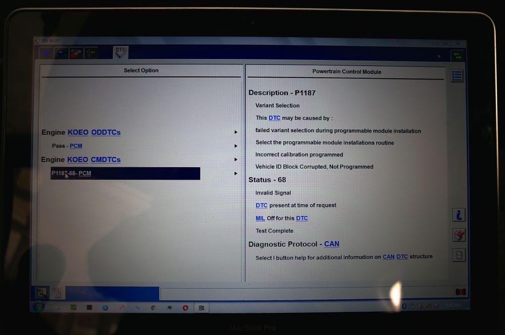 Anulare filtru de particule Ford Focus - 284