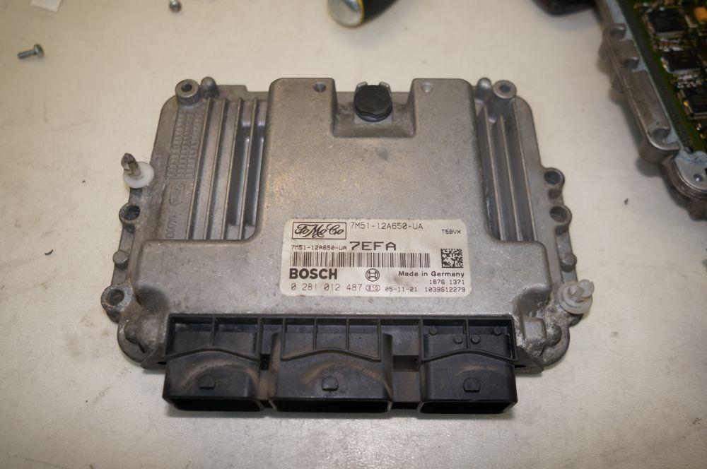 Anulare filtru de particule Ford Focus - 286