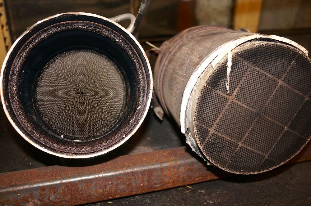 Anulare filtru de particule Honda - 147