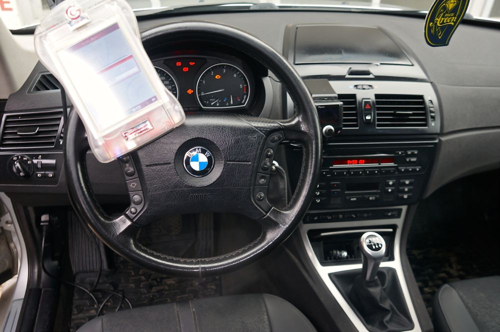 Remapare BMW X3 - 3