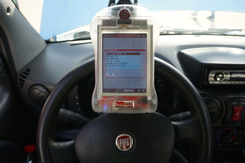 Anulare dpf Fiat Doblo - 82
