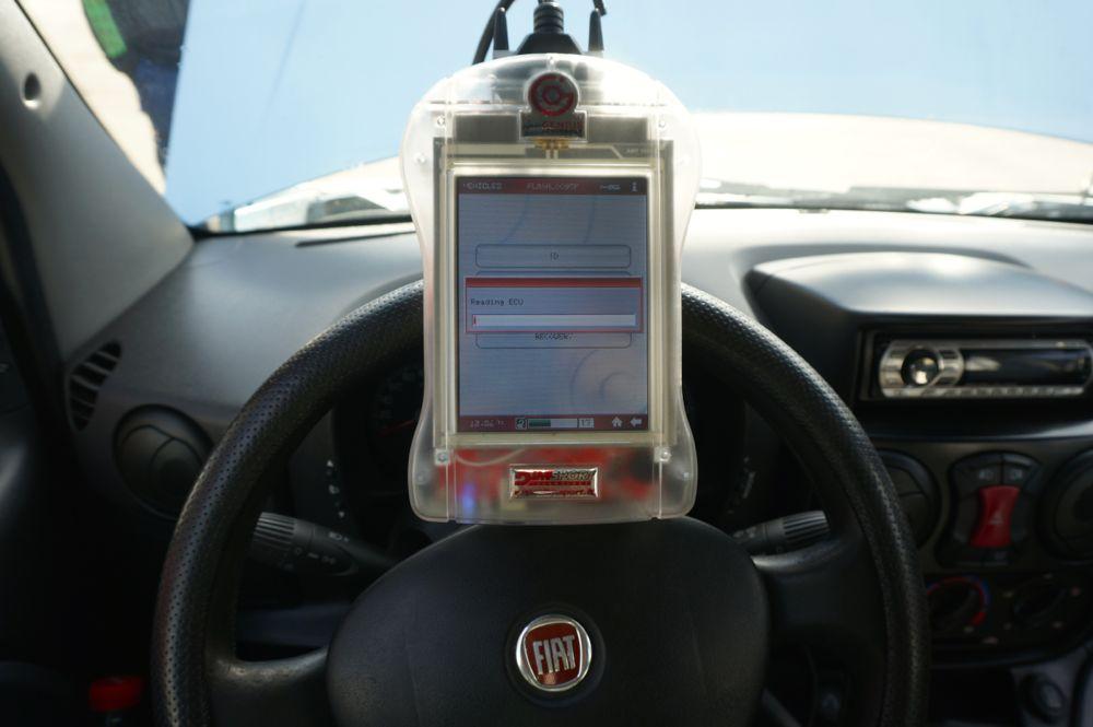 Anulare dpf Fiat Doblo - 83