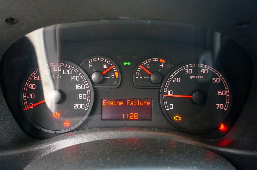 Anulare dpf Fiat Doblo - 85