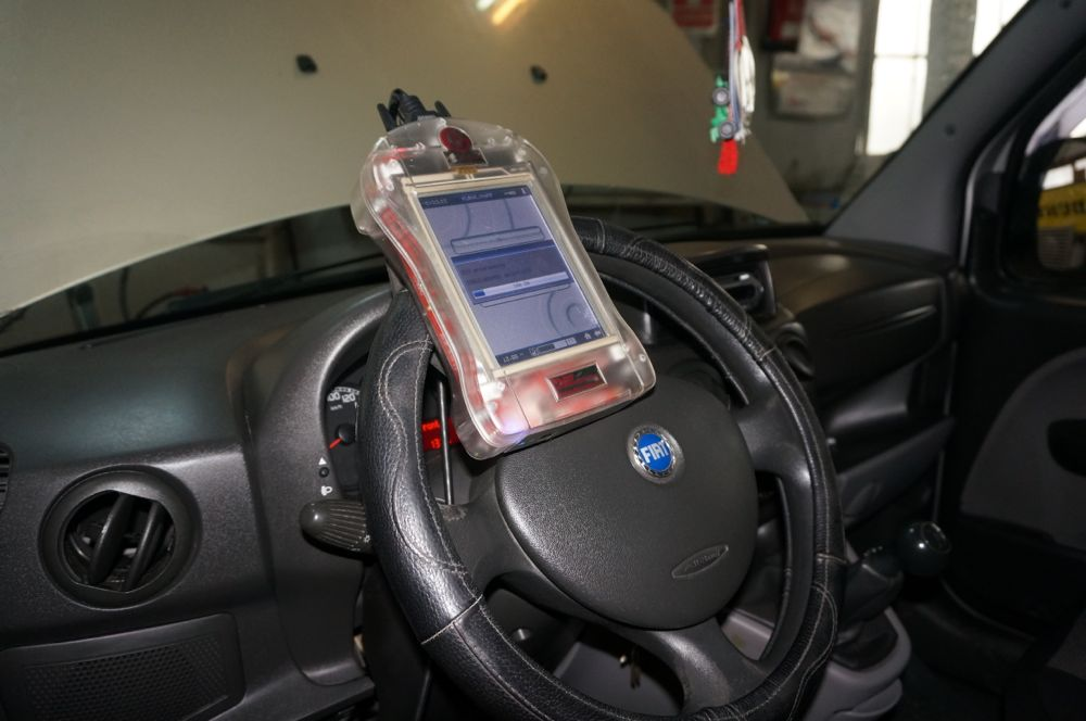 Anulare dpf Fiat Doblo - 95