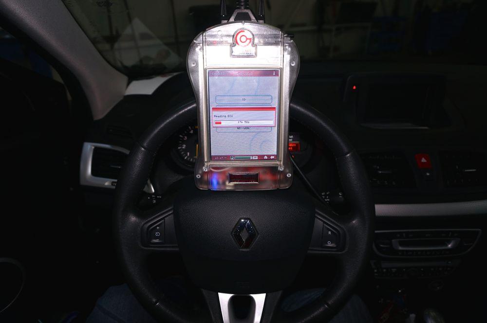 Anulare dpf Renault Megane - 07