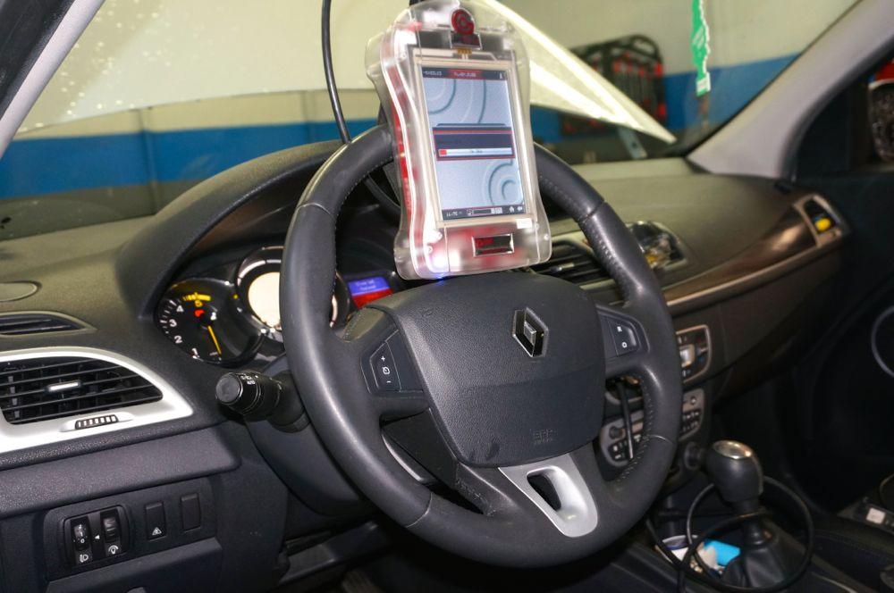 Anulare dpf Renault Megane - 19