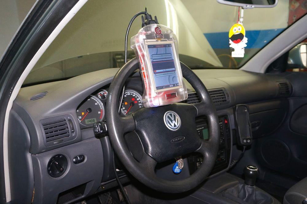 Anulare dpf Volkswagen Passat - 93