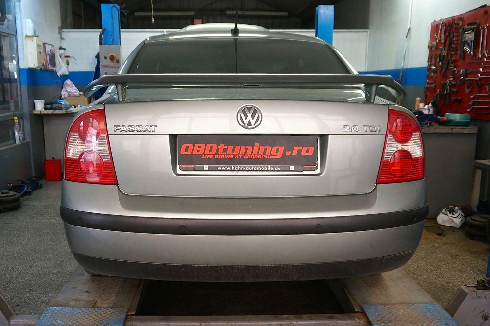 Anulare dpf Volkswagen Passat - 96