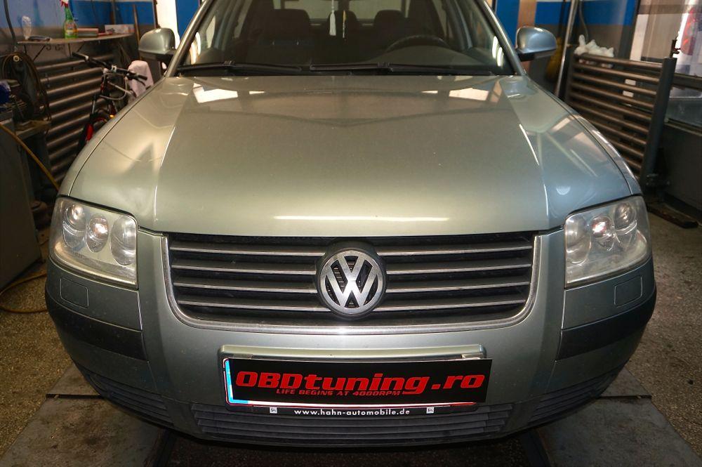Anulare dpf Volkswagen Passat - 97