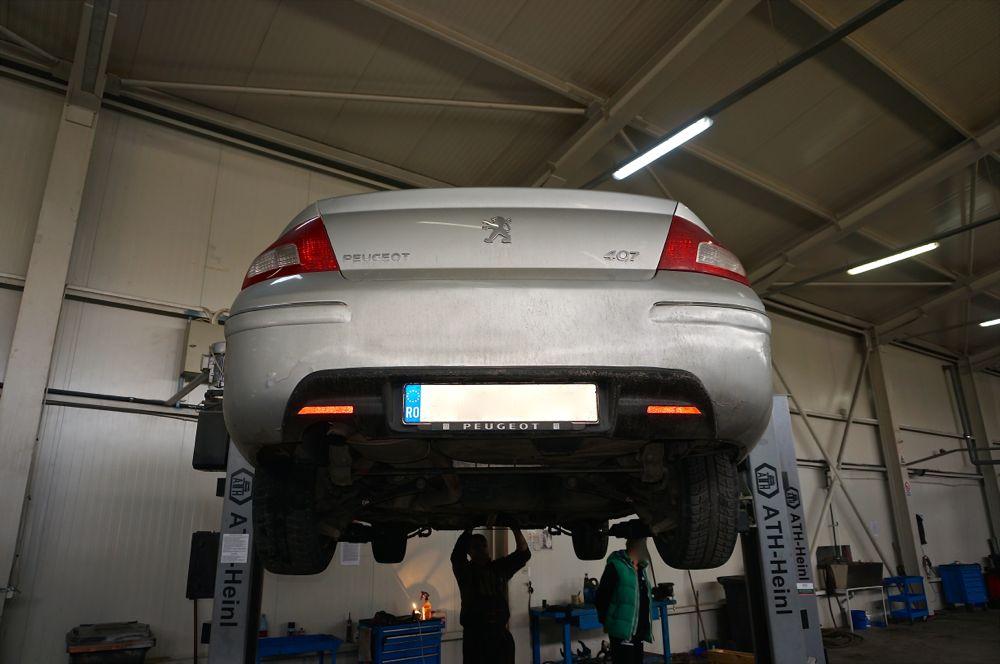 Anulare fap Peugeot 407  - 67