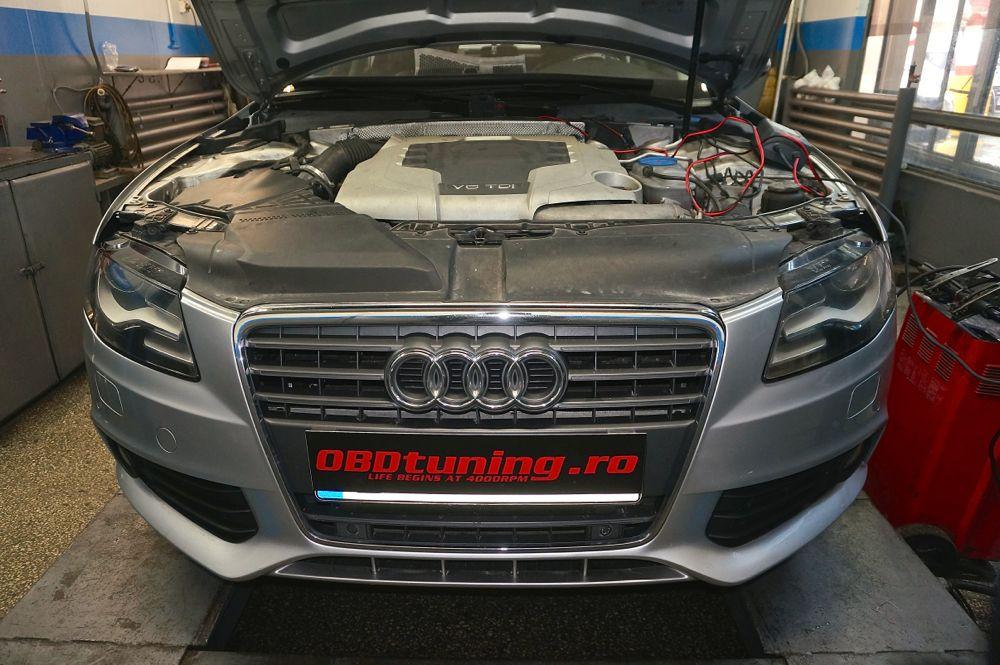 Anulare filtru de particule Audi A4 - 84