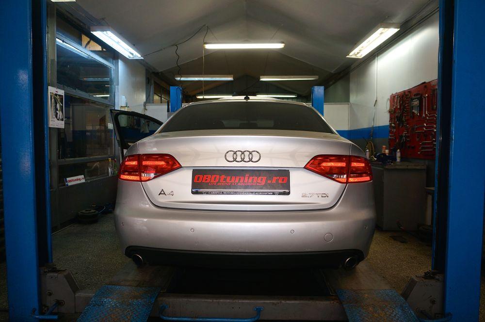 Anulare filtru de particule Audi A4 - 87