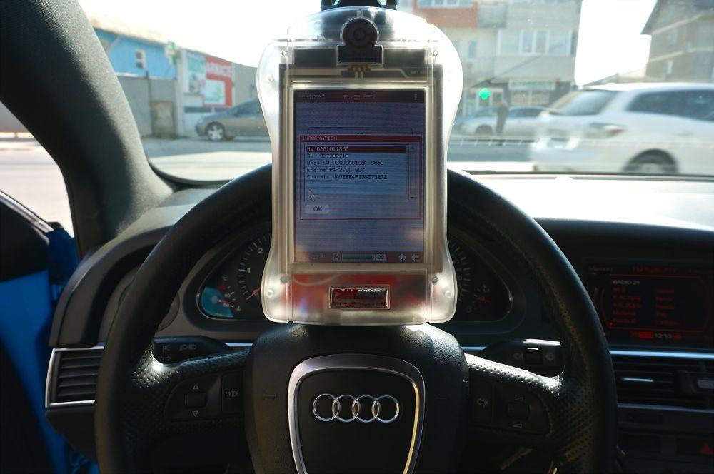 Anulare filtru de particule Audi A4 - 92
