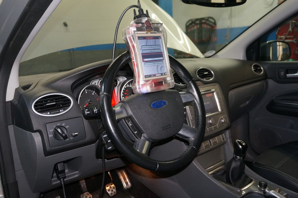 Anulare filtru de particule Ford Focus - 335