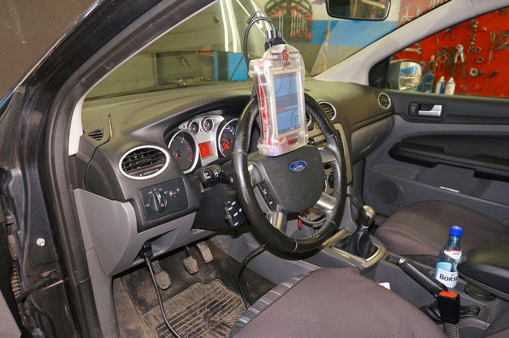 Anulare filtru de particule Ford Focus - 338