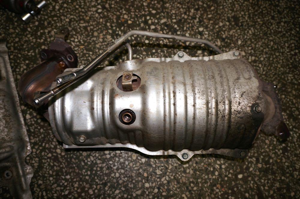 Anulare filtru de particule Honda - 158