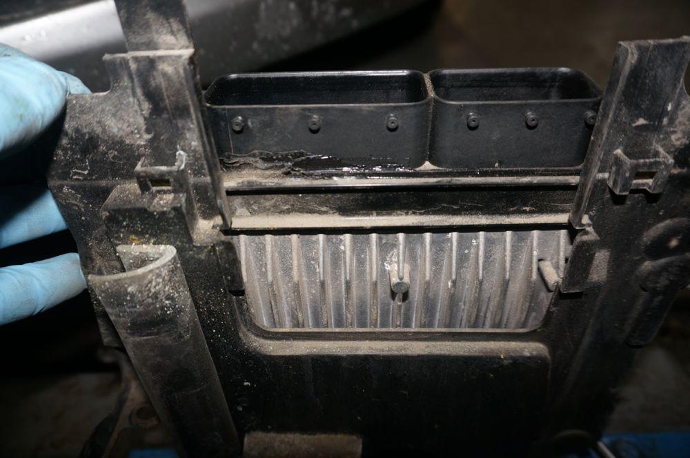 Anulare filtru de particule Honda - 170