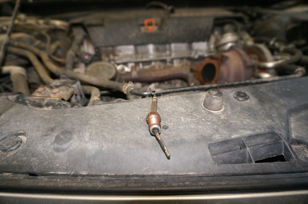 Anulare filtru de particule Honda - 174