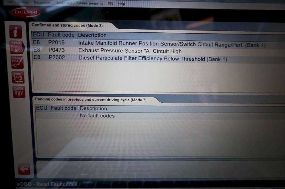 Anulare filtru de particule Kia Sportage - 37