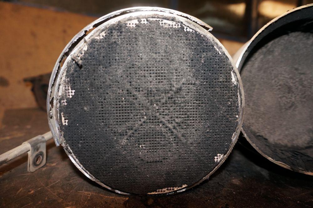 Anulare filtru de particule Kia Sportage - 45