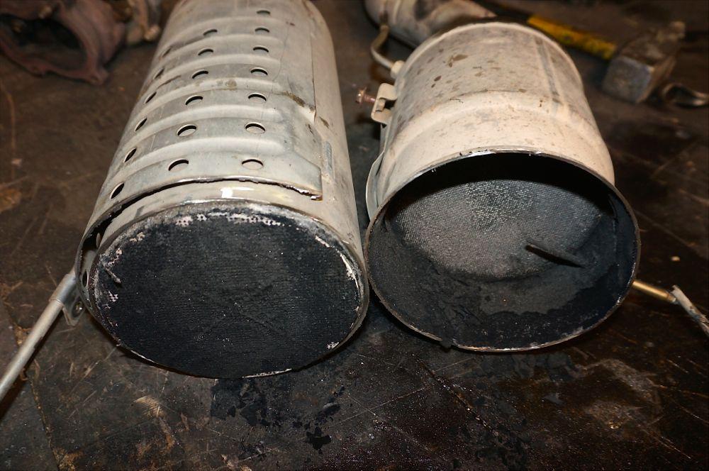 Anulare filtru de particule Kia Sportage - 46