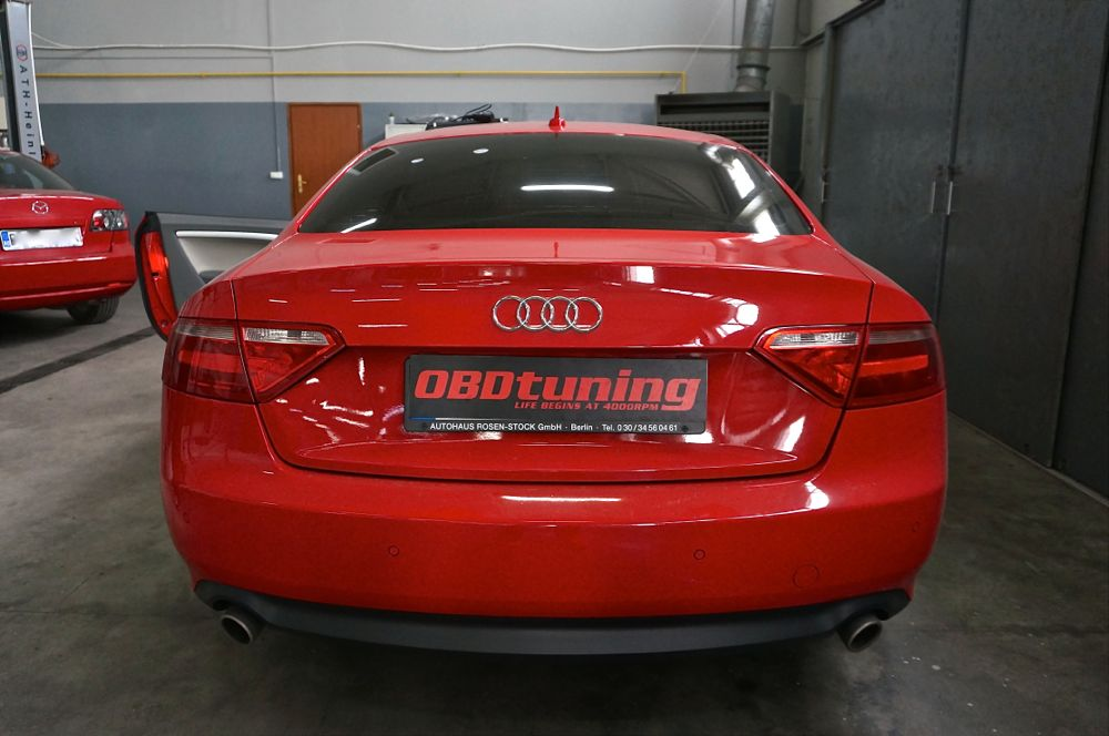Anulare dpf Audi A5 - 11