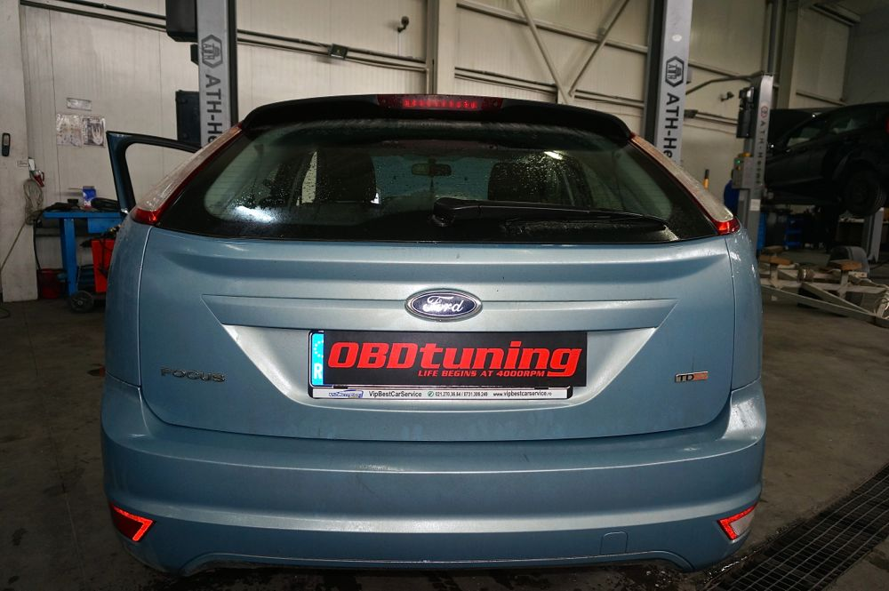 Anulare filtru de particule Ford Focus - 369