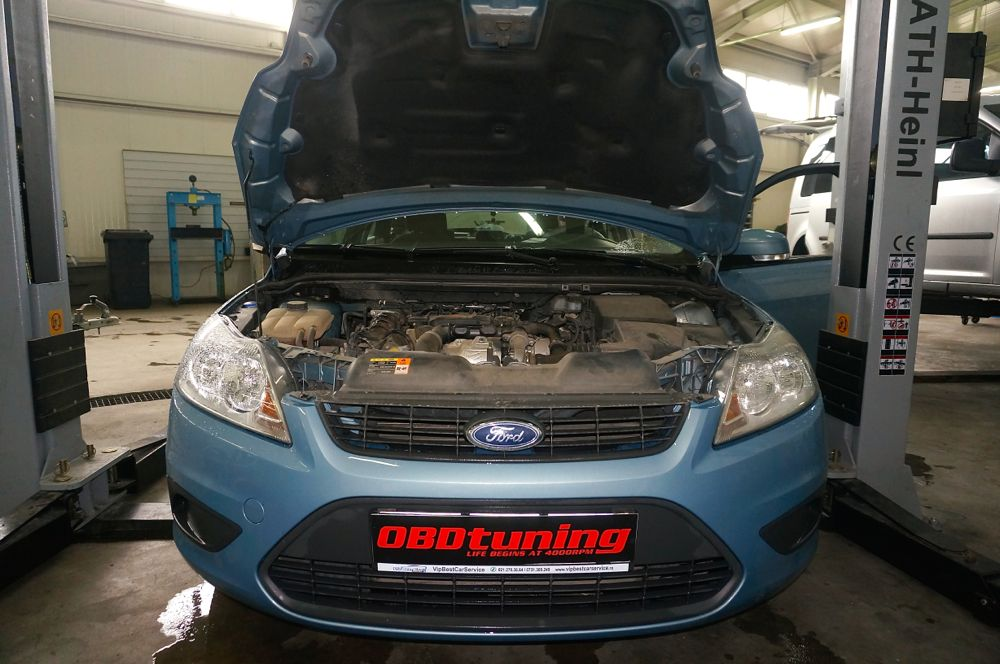 P242f focus | Ford Focus 1 6 TDCI DPF faults P242F & P2002 fixed