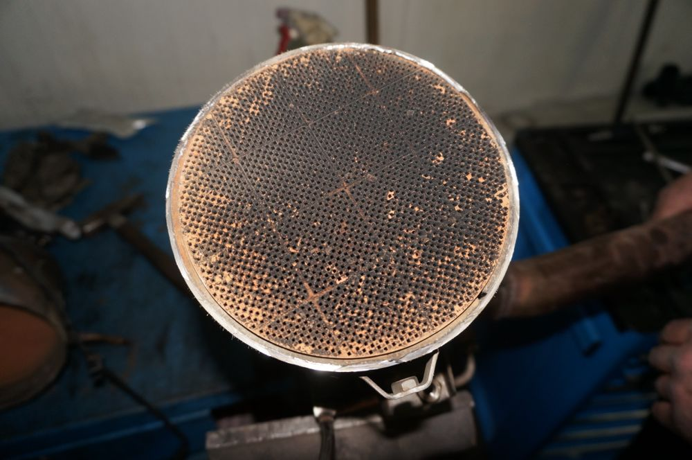 Anulare filtru de particule Ford Focus - 373
